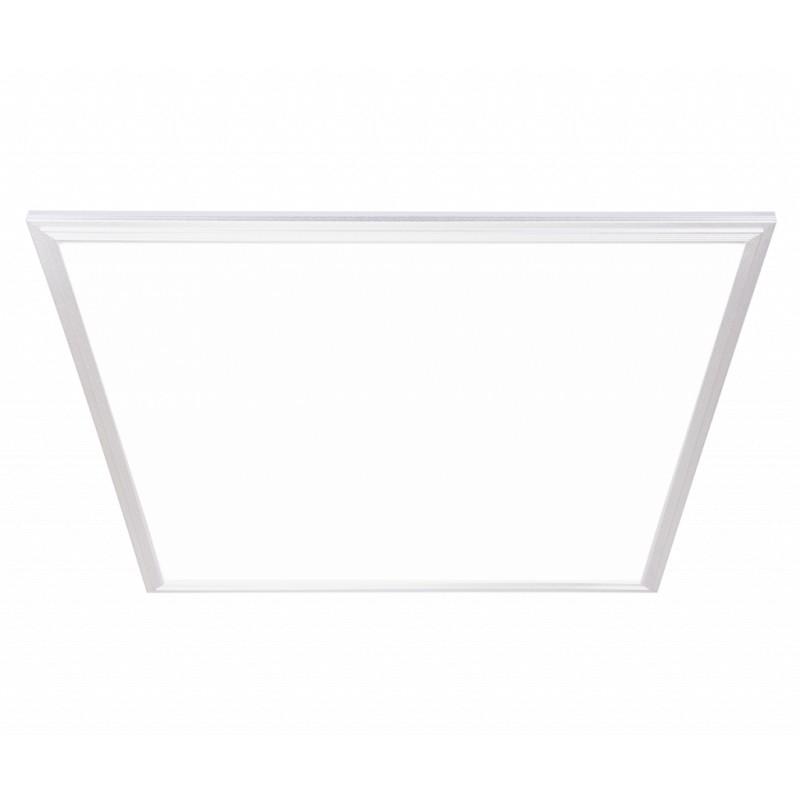 Светильник PPL 600 -36W 6500K IP40 W (800mA) Б/ДР (белая рамка) (инд.уп.4х1шт) Jazzway / Ультратонкие панели / Светильники офисные